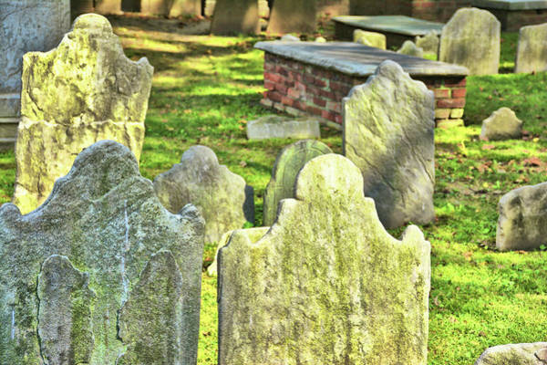 Photograph - Burial Ground by JAMART Photography