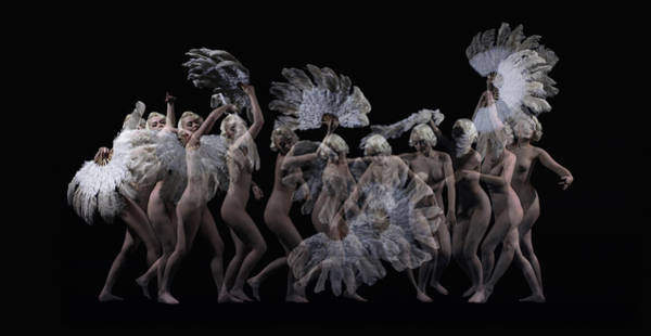 Beautiful People Photograph - Burlesque by John Ross