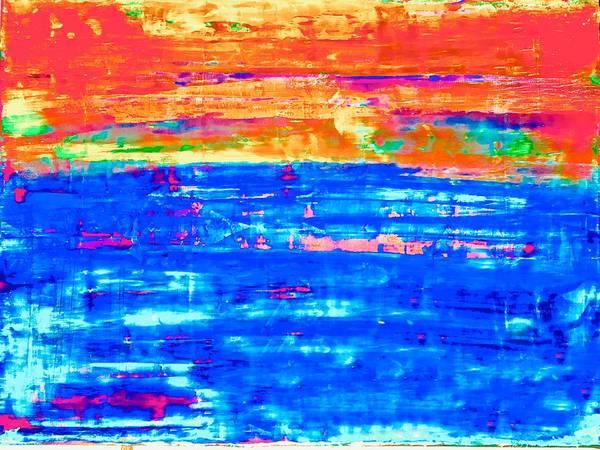 Avondet Wall Art - Painting - Burn by Natalie Avondet
