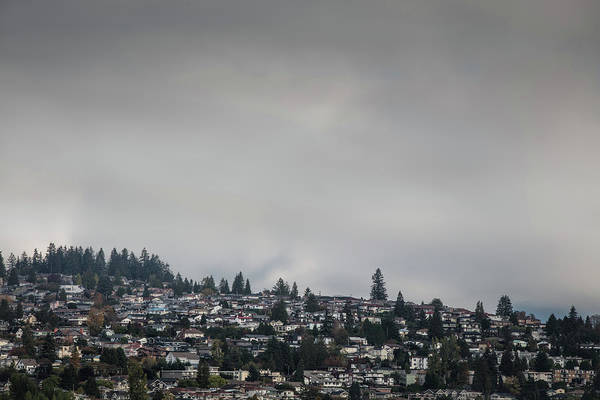 Photograph - Burnaby Hill by Juan Contreras