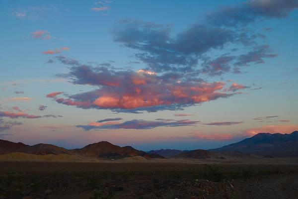 Photograph - Burning Clouds by Sagittarius Viking