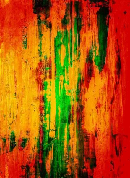 Avondet Wall Art - Digital Art - Burning Orange by Natalie Avondet