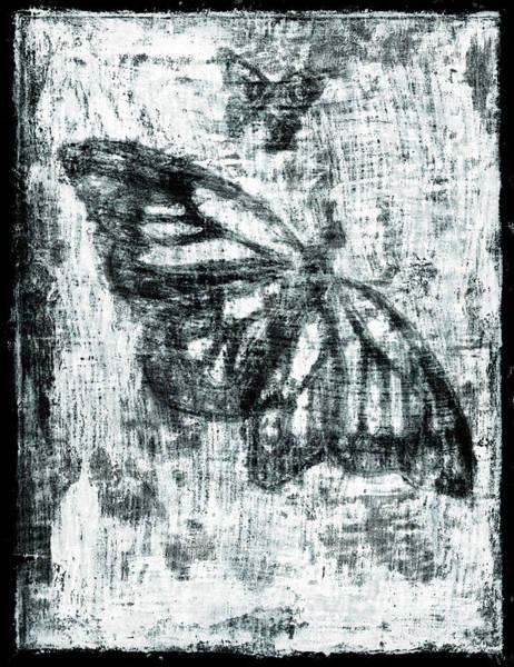 Digital Art - Butterfly Garden At Night 33 by Artist Dot