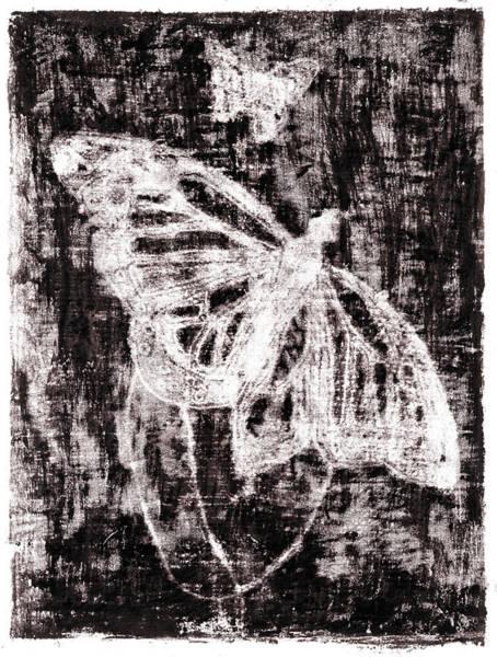 Digital Art - Butterfly Garden At Night 43 by Artist Dot