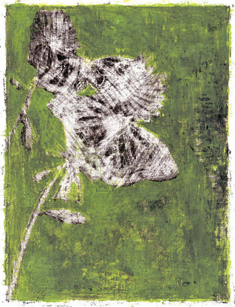 Painting - Butterfly Garden Summer 17 by Artist Dot
