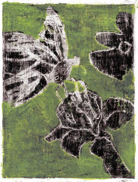 Painting - Butterfly Garden Summer 19 by Artist Dot