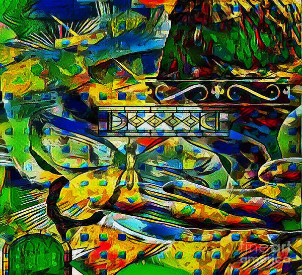 Digital Art - Butterfly In Hand by Diana Mary Sharpton