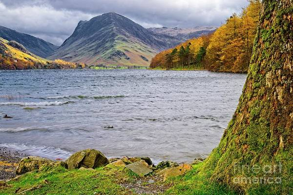 Photograph - Buttermere Lake District by Martyn Arnold