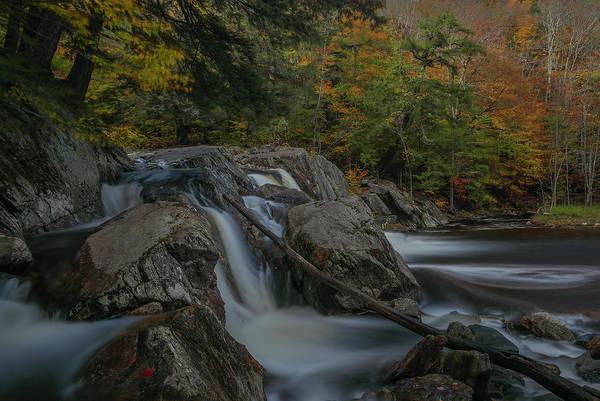 Photograph - Buttermilk Falls by Juergen Roth