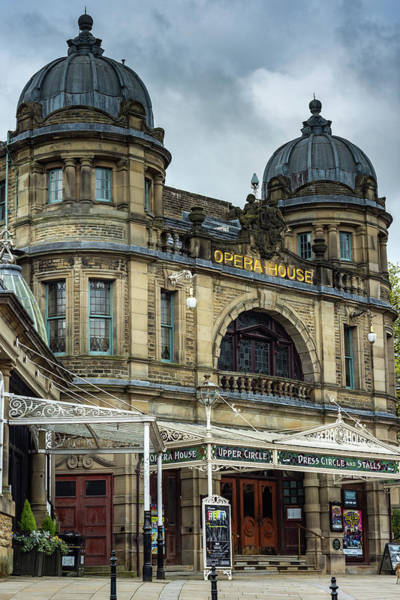 Photograph - Buxton Opera House by Scott Lyons