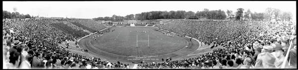 Wall Art - Photograph - Byrd Stadium, University Of Maryland by Fred Schutz Collection