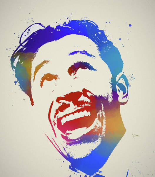 Wall Art - Painting - Cab Calloway by Dan Sproul