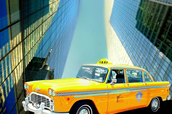 Wall Art - Photograph - Cab Fare by Diana Angstadt