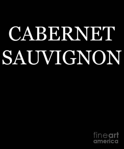 Digital Art - Cabernet Sauvignon Wine Costume by Flippin Sweet Gear