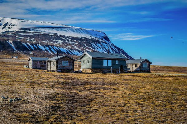 Photograph - Cabin In Svalbard by Kai Mueller