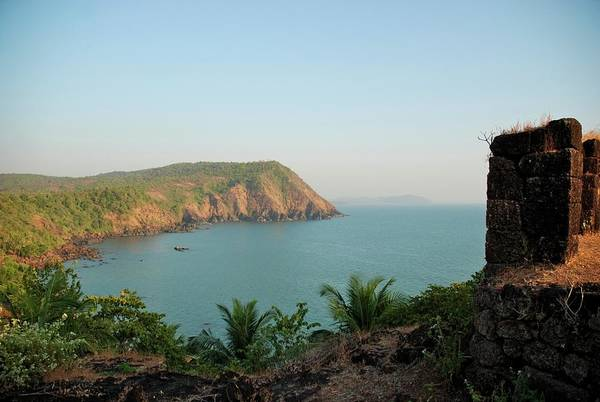 Goa Photograph - Cabo Da Rama by Cranjam