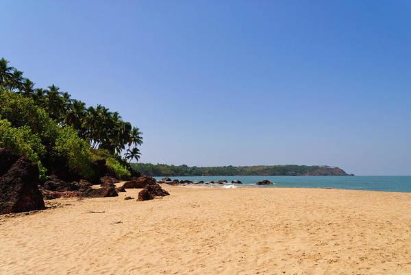 Goa Photograph - Cabo De Rama Beach by Michael Scalet