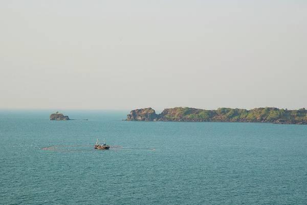 Goa Photograph - Cabo De Rama, Goa by Cranjam