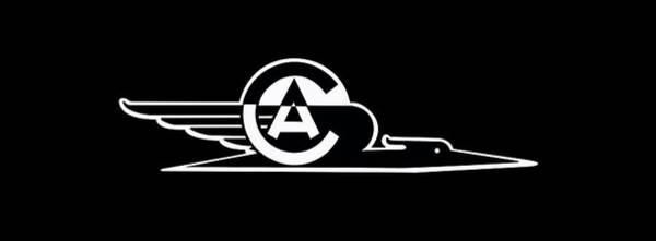 Corporations Wall Art - Digital Art - Cac Logo by Mark Donoghue
