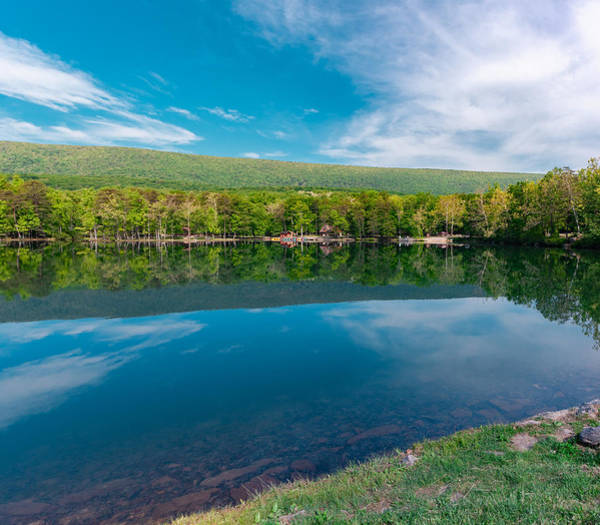 Photograph - Cacapon State Park Cac104 by Mary Almond