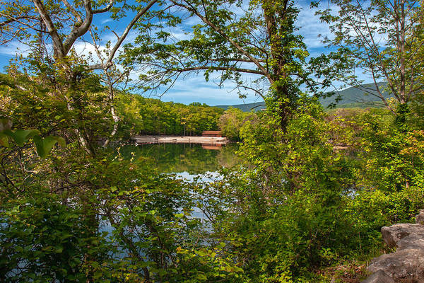 Photograph - Cacapon State Park Cac105 by Mary Almond