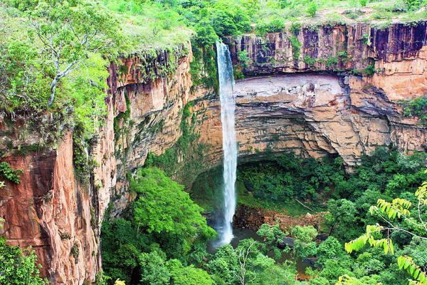 Brazil Photograph - Cachoeira Veu Da Noiva by I Love Nature! - I Love Brazil!