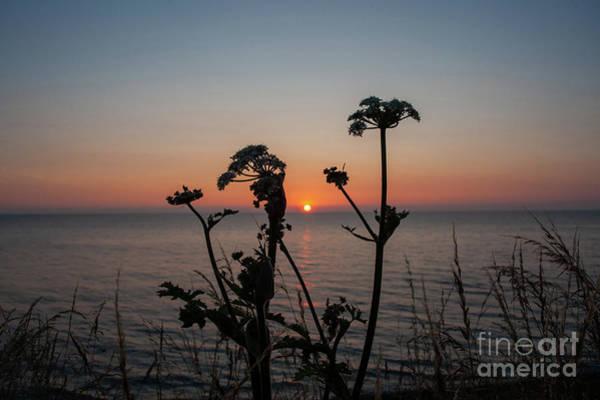 Photograph - Caernafon Bay At Sunset by James Lavott