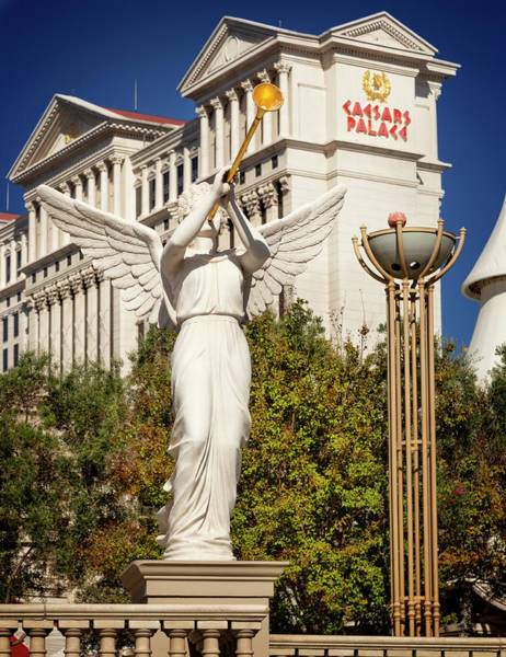 Wall Art - Photograph - Caesars I by Ricky Barnard