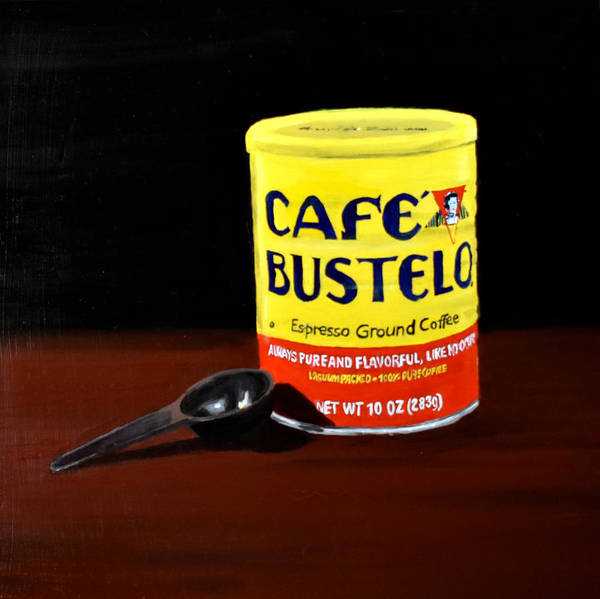 Painting - Cafe Bustelo by Emily Warren