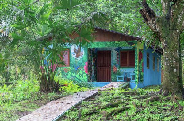 Cahuita Photograph - Cahuita Tropical Home by Norma Brandsberg