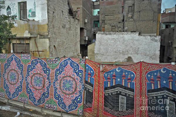 Wall Art - Photograph - Cairo Collage by Andrea Simon