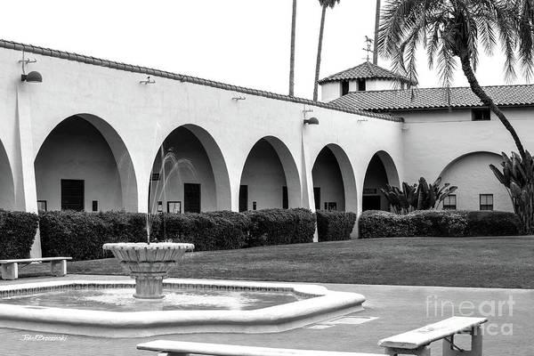Photograph - Cal Poly Pomona Union Plaza by University Icons