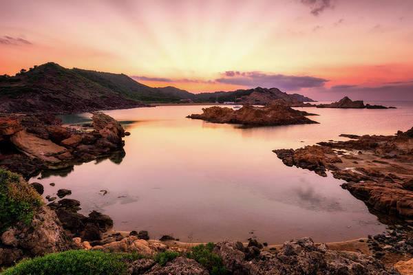 Photograph - Cala Pregonda - Menorca, Spain by Nico Trinkhaus