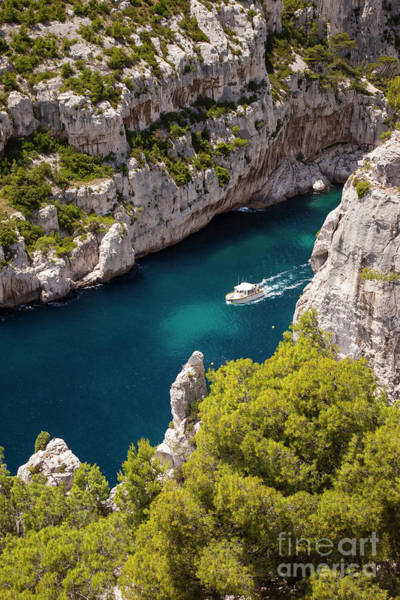 Photograph - Calanques View by Brian Jannsen