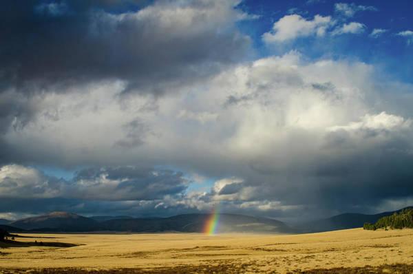Caldera Rainbow Art Print