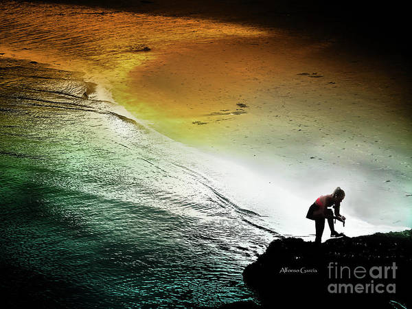 Photograph - Calentamiento by Alfonso Garcia