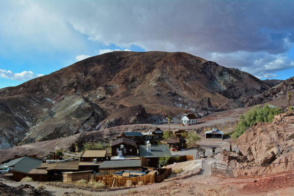 Photograph - Calico Ghost Town by Kyle Hanson