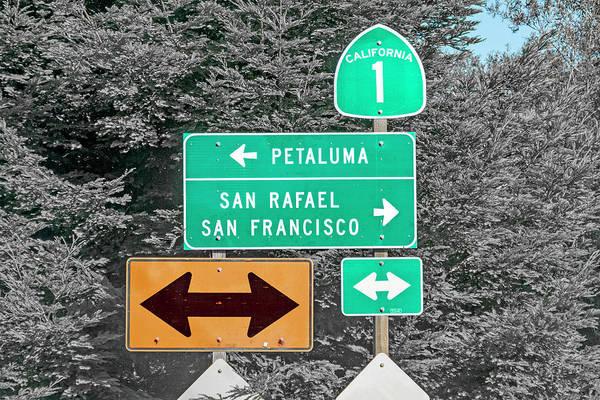 Wall Art - Photograph - California Highway 1 Good Times by Betsy Knapp