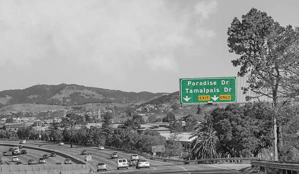 Wall Art - Photograph - California Highway 101 by Betsy Knapp