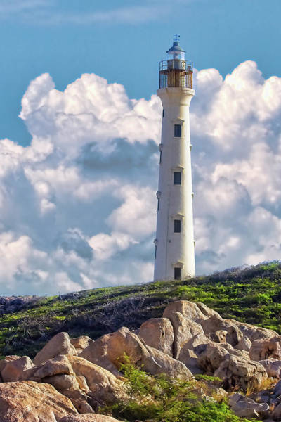 Wall Art - Photograph - California Lighthouse by Marcia Colelli