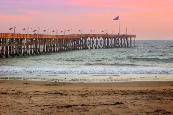 Wall Art - Photograph - California Sunset Iv by Ricky Barnard