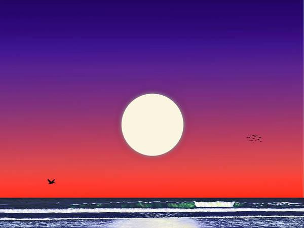 Painting - California Surf / San Francisco  by David Arrigoni
