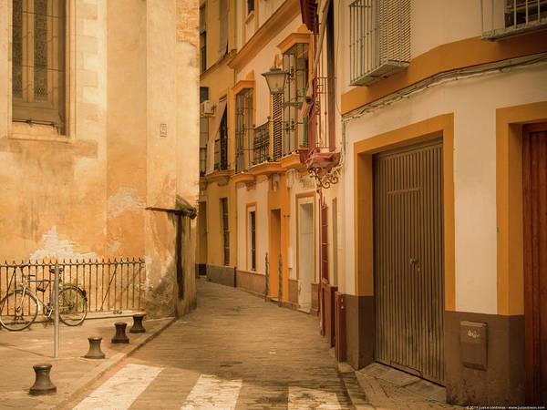 Photograph - Callejon De Sevilla by Juan Contreras