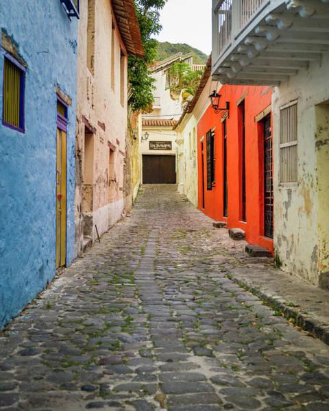 Photograph - Callejon San Jose Historical Honda Tolima Colombia by Adam Rainoff