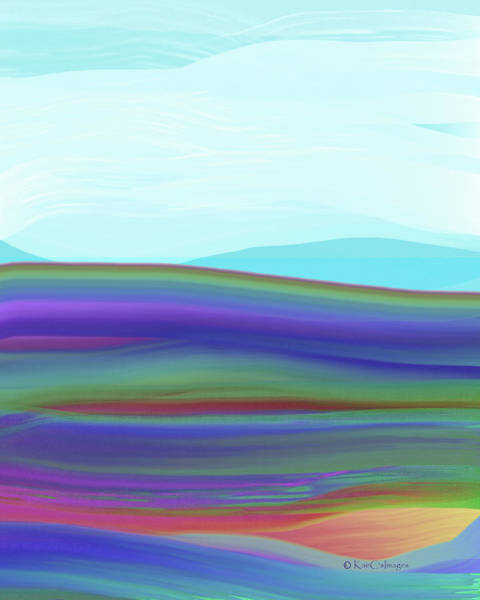 Digital Art - Calm Inspiration by Kae Cheatham