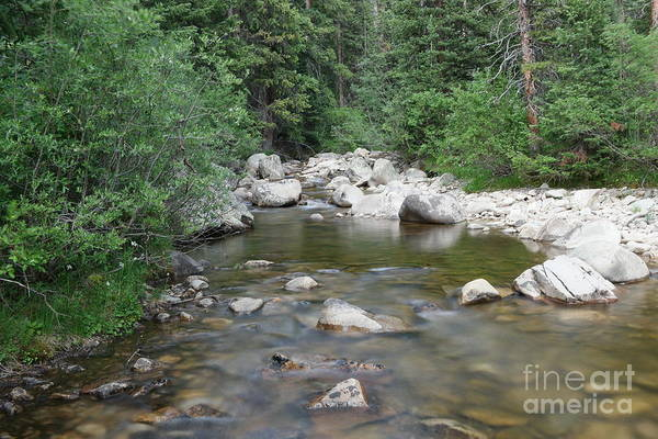 Wall Art - Photograph - Calm Part Of The River by Jeff Swan
