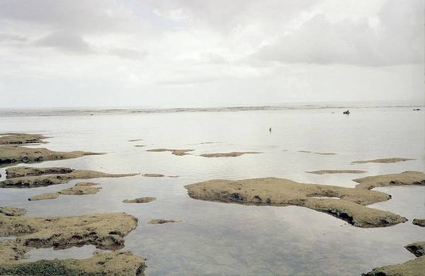 Okinawa Photograph - Calm Sea by Gen Umekita