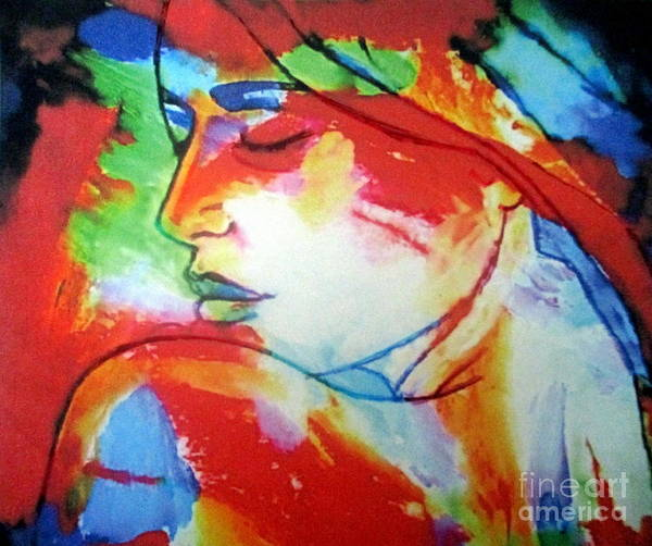 Painting - Calm Through The Storm by Helena Wierzbicki