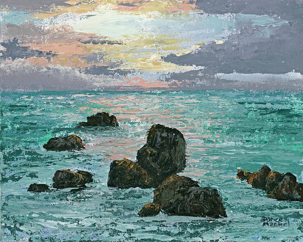 Painting - Calm Waters by Darice Machel McGuire