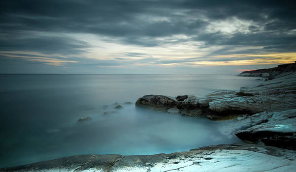 Photograph - Calmness Of The Sea by Michalakis Ppalis